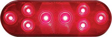 LED STOP TAIL KIT OVAL