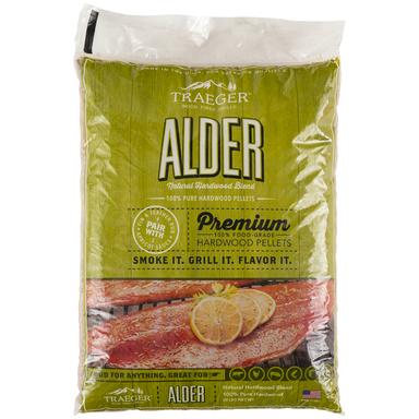 TRAEGER ALDER BBQ PELLETS
