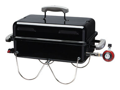 WEBER GO ANYWHERE GAS GRILL