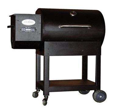 Louisiana Grills LG-700 Wood Pellet Grill Black