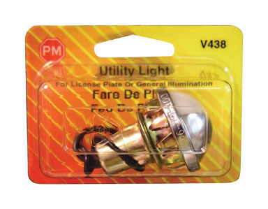 UTILITY LIGHT CLR 12V