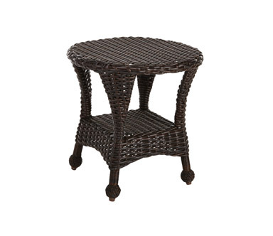 Co Op Garden Furniture Patio furniture san benito rnd end table workwithnaturefo