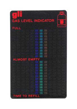 INDICATR GAS LEVEL MAGNT