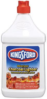 KINGSFORD CHARCOAL LIGHTER FLUID