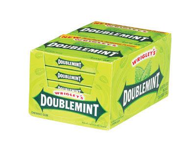 Gum Doublemint Pk15