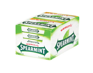 Gum Plenti Sprmnt Pk15