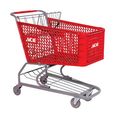 Shopping cart ace