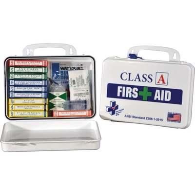 FIRST AID KIT CLASS A OSHA 82PC