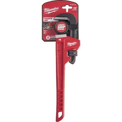"""12"""" STEEL PIPE WRENCH"""