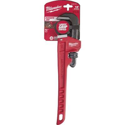 """14"""" STEEL PIPE WRENCH"""