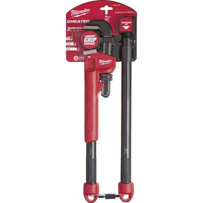 """14"""" CHEATER PIPE WRENCH"""