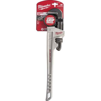 """18"""" ALUM PIPE WRENCH"""