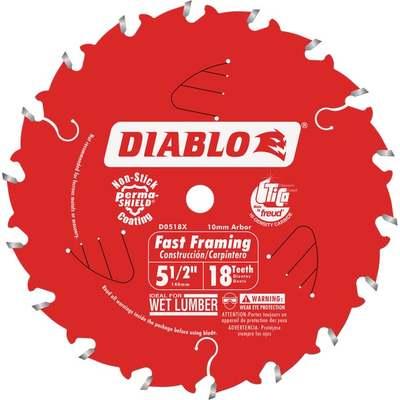 5-1/2 X 18 DIABLO 10MM