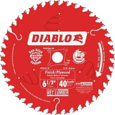 BLK6-1/2 40 DIABLO BLADE