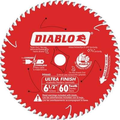 BLK6-1/2 60 DIABLO BLADE