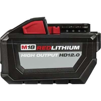 M18 HD 12.0 AMP BATTERY