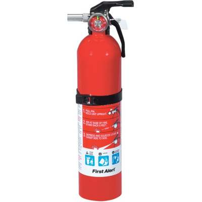 EXTINGUISHER FIRE ABC 4LB RED