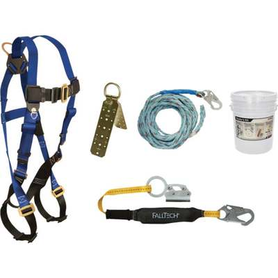 PRO ROOFER'S FALL PROTECT KIT