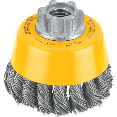 DW4910 BRUSH CUP 3""
