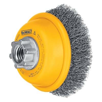 """DW4920 3"""" CRIMPED CUP BRUSH"""