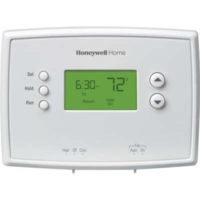 5-1-1 PROGRAMMABLE THERMOSTAT