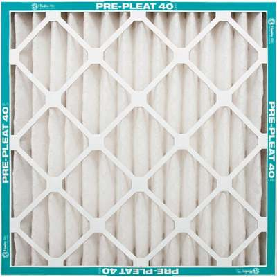 20X20X4 PLEATED FURNACE FILTER