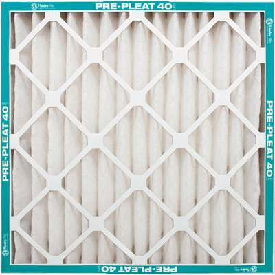 20X25X4 PLEATED FURNACE FILTER