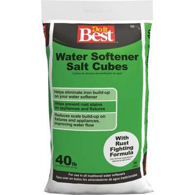 40LB RUST SOFTENER SALT