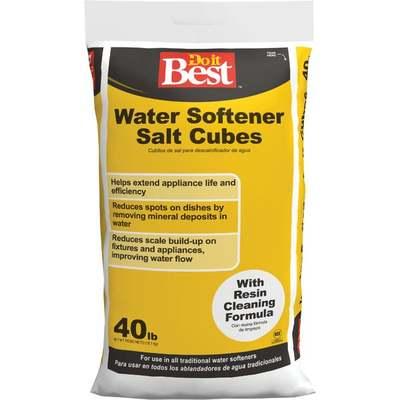 40LB CUBE SOFTENER SALT