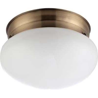 LIGHT CEIL 7.5' FLSMNT A/BR 1BLB