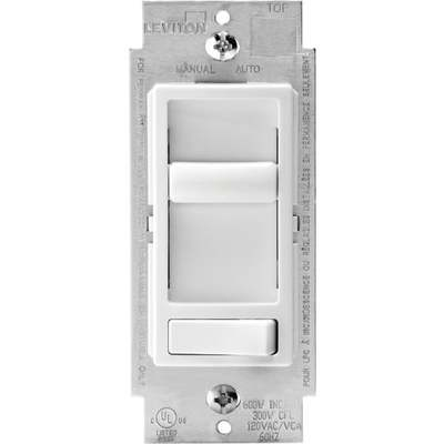 SWITCH - DIMMER 3W / WH