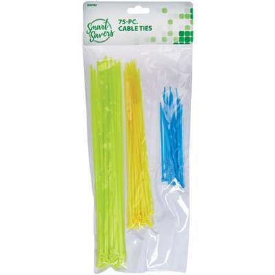 TIE CABLE 75PC