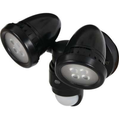 LIGHT MOTION TWIN LED BLACK D/C