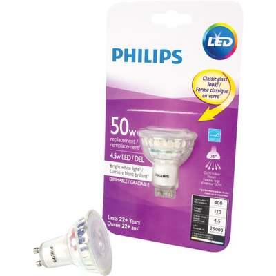 4.5W GU10 LED BULB