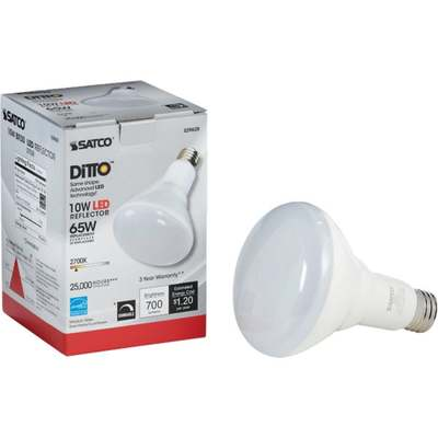 BULB FLOOD LED 65W DIM SW