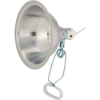 "LIGHT CLAMP 8-1/2"" REFLECTOR DIB"