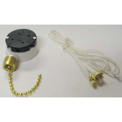 SWITCH 3 SPEED PULL CHAIN