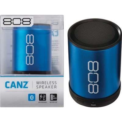 808 CANZ BLUE BLUETOOTH SPEAKER