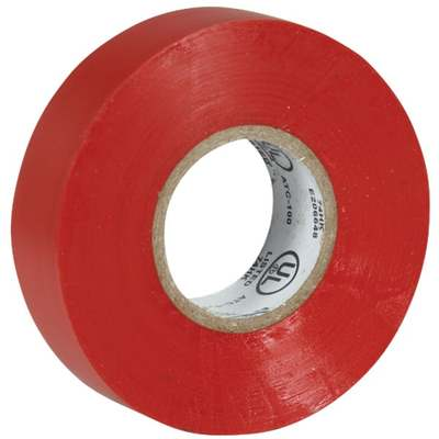 """TAPE ELECTRICAL 3/4""""X60 RED"""