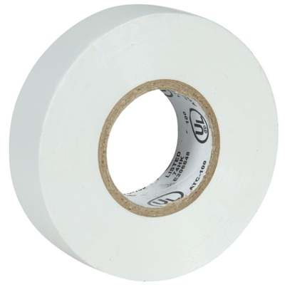 """TAPE ELECTRICAL 3/4""""X60 WHITE"""