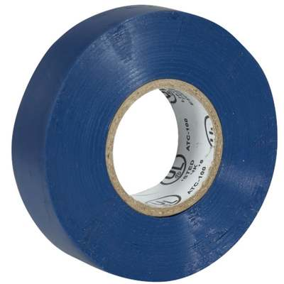 """TAPE ELECTRICAL 3/4""""X60 BLUE"""