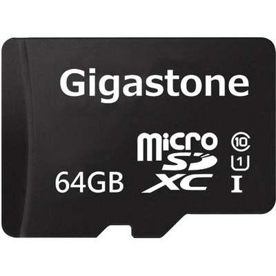 64GB MICRO SD CARD W/ADAPTER