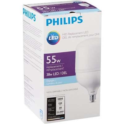 38W DL LED HID REPL BULB