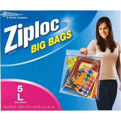 3 GALLON ZIPLOC BIG BAG