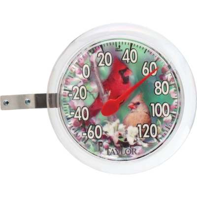 """THERMOMETER DIAL 6"""""""