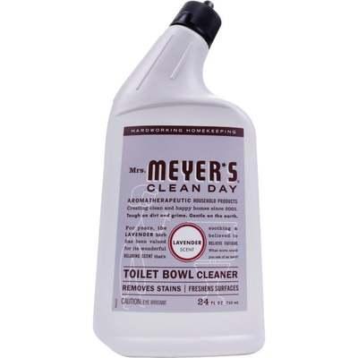 24OZ LAVENDER TOILET CLEANER