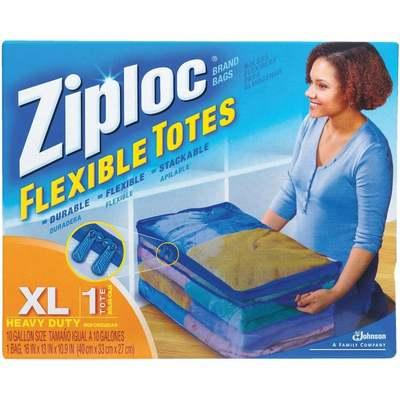 XL ZIPLOC FLEX TOTE
