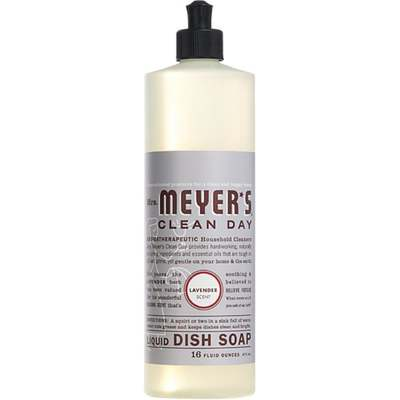 16OZ LAVENDER LIQ DISH SOAP