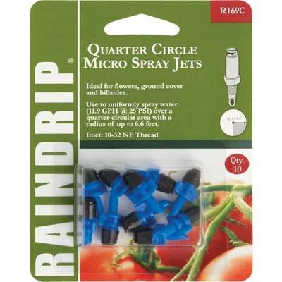 RAINDRIP QTR CIRCLE MICRO SPRAY