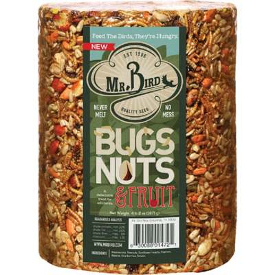BIRD SEED NUTS & FRUIT 72OZ